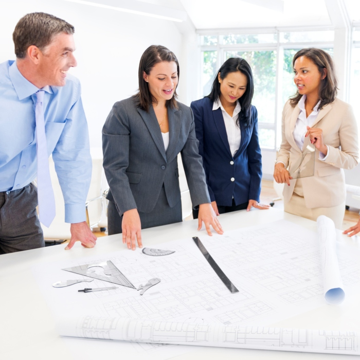 accounting for real estate developer